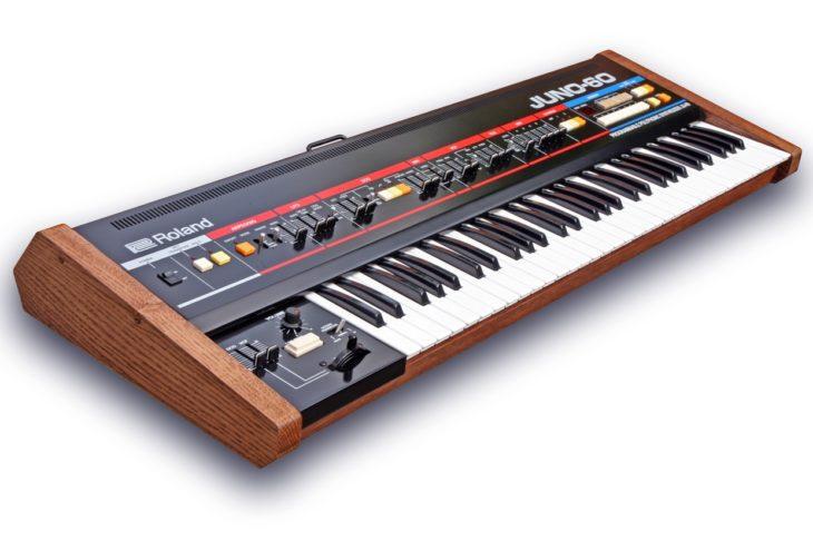 Die Wärme des Roland Juno 60-Sounds ist legendär. Der Chorus hat daran einen entscheidenden Anteil.
