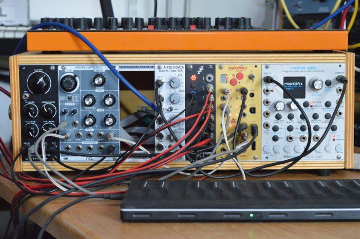 Mit Roli Block Seaboard Modularsystem steuern