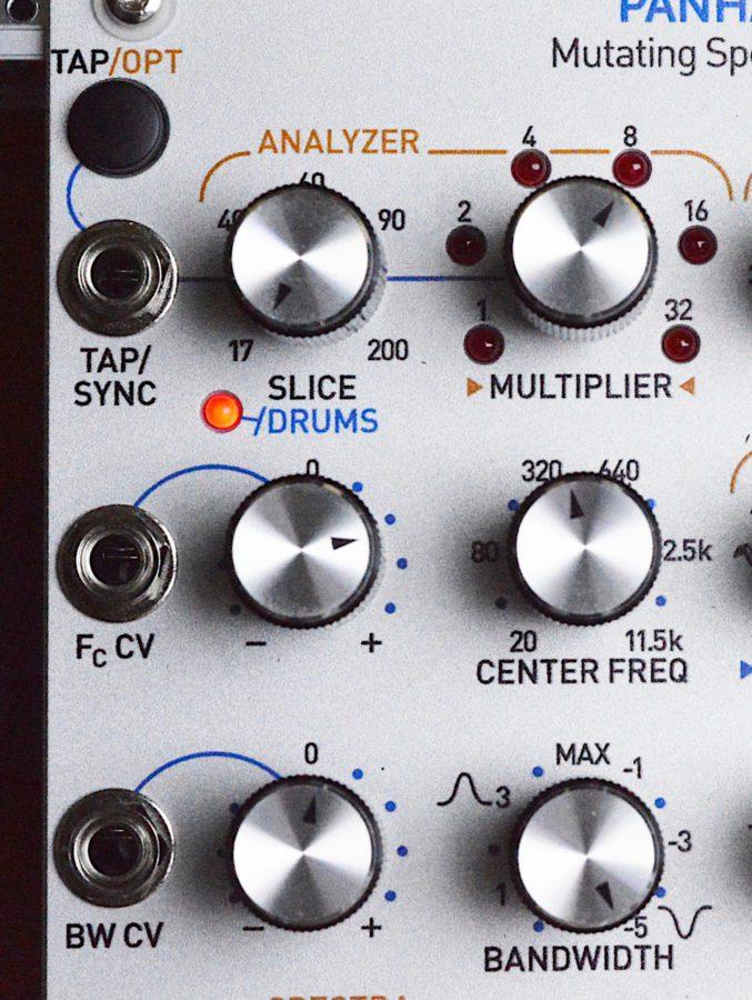 Rossum Electro Music Panharmonium - Analyzer