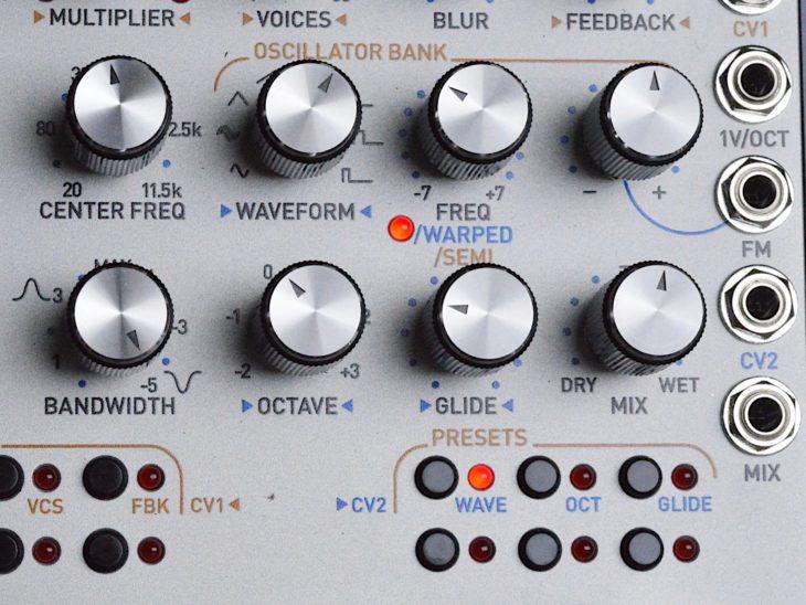 Rossum Electro Music Panharmonium - Oscillator Bank