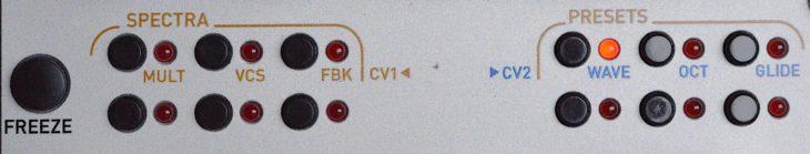 Rossum Electro Music Panharmonium - Spectra und Presets