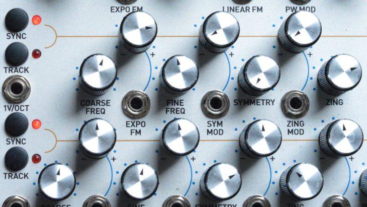 Rossum Electro Music Trident - trackundsync