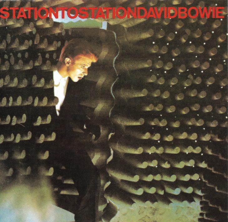 """Künstlerisch ist """"Station to Station"""" großartig. Persönlich war es eine sehr schwierige Zeit für David Bowie."""