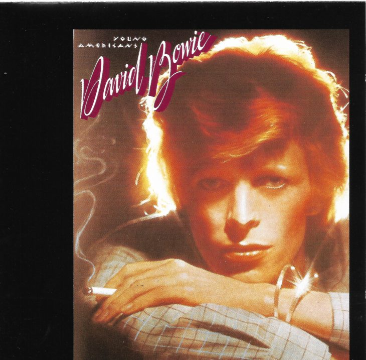 """Näher sollte David Bowie dem Bild des netten Schwiegersohns nicht kommen, als auf seinem Soul-Album """"Young Americans""""."""