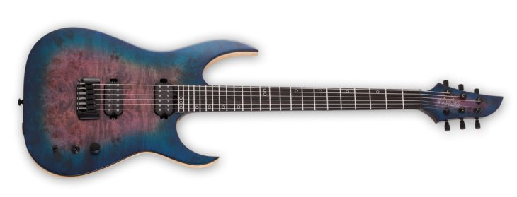 Schecter KM-6 MkIII Artist E-Gitarre