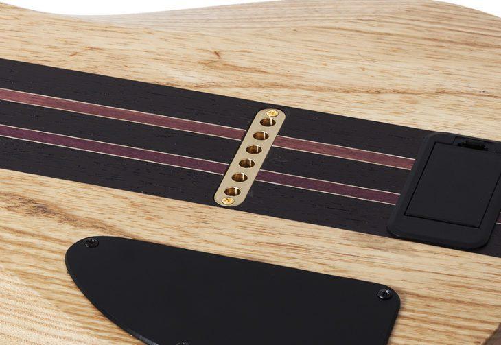 Schecter KM-6 MkIII Artist E-Gitarre String Through