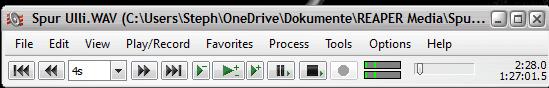 Screenshot Total Recorder