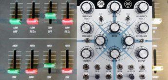 Studio Electronics SE88, CS-80 Filter mit Erweiterung