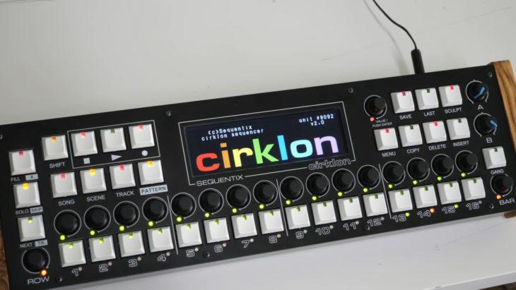Sequentix Cirklon V2.0