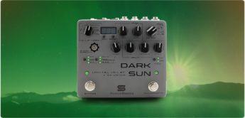 Test: Seymour Duncan Dark Sun, Delay-/Reverb-Pedal