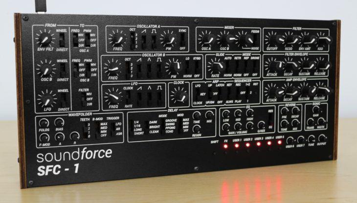 Soundforce SFC-1 top