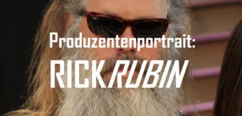 Legendary Music-Producer: Rick Rubin (Aerosmith, Beastie Boys…)