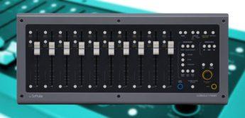 Softube stellt Console 1 Fader vor – DAW- und Plugin-Controller