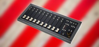 Test: Softube Console 1 Fader, DAW-Controller