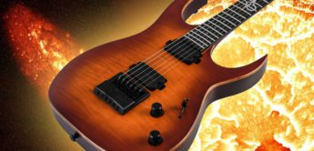 Test: Solar Guitars S1.6ETFSBM LTD, E-Gitarre