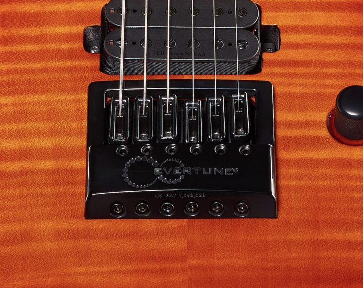 Solar Guitars S1.6ETFSBM LTD EverTune