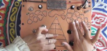 Soma Laboratory Enner, taktiler emotionaler Synthesizer