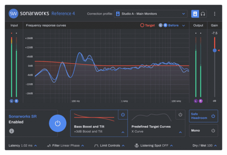Sonarworks Reference 4.3 Headphone Studio Edition 2