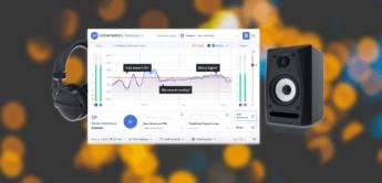 Test: Sonarworks Reference 4.3 Headphone/Studio Edition, Lautsprecher-/Kopfhörerkalibrierung