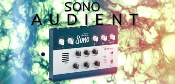 Test: Audient Sono, Audiointerface