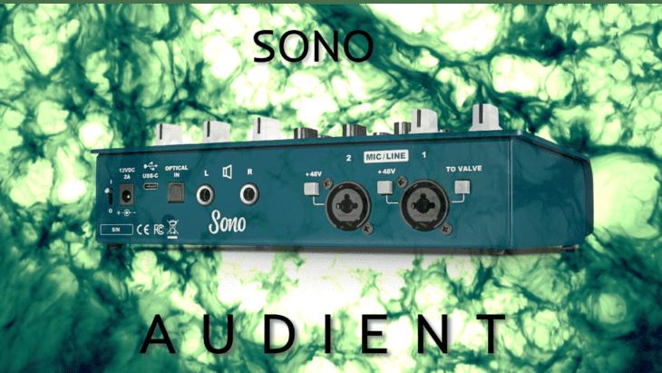 Audient Sono