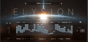 Test: Sonuscore Elysion Athmospheres & Sequences Plugin