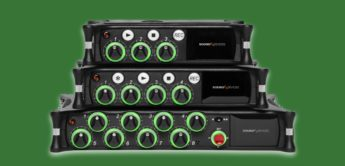 Sound Devices MixPre-3 II, MixPre-6 II, MixPre-10 II – mobile Recorder
