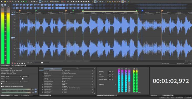 soundforge audio studio 13