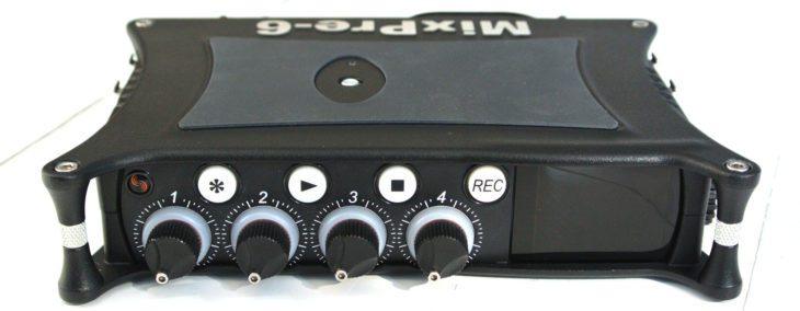 Sound Devices MixPre-6 II, mobiler Multitrack Rekorder