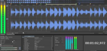 Sound Forge Audio Studio 13 mit neuen Funktionen