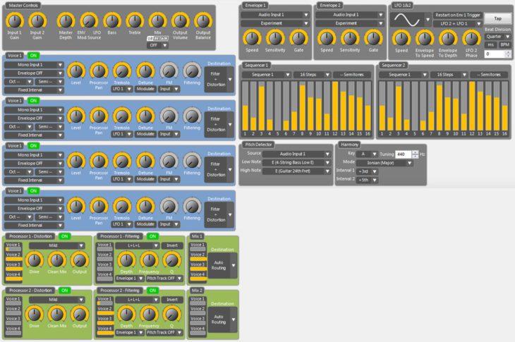 Source Audio C4