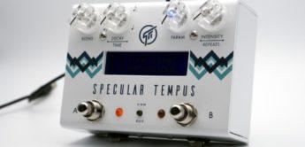 Test: Specular Tempus, Delay & Reverb-Pedal