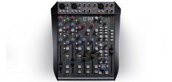 Solid State Logic stellt bezahlbaren SSL SiX Mixer vor