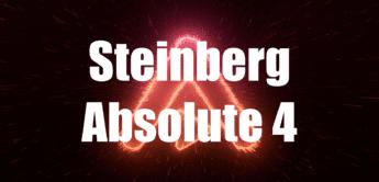 NAMM 2019: Absolute 4 Paket von Steinberg erhältlich