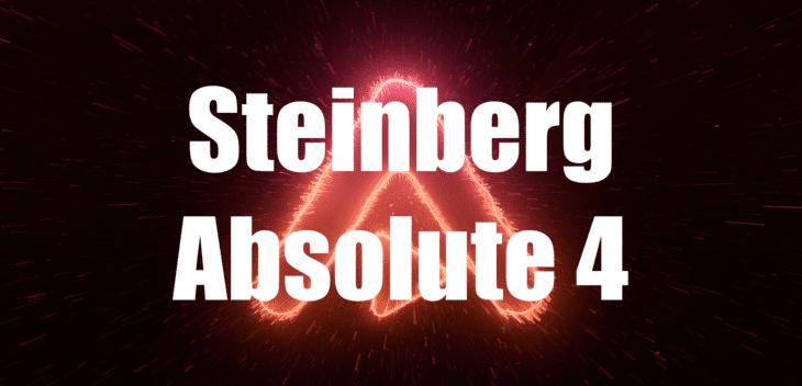 steinberg absolute 4