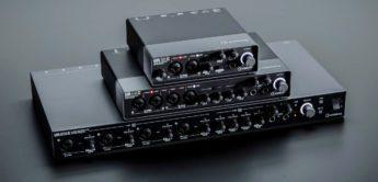 Neue USB-C Audiointerfaces von Steinberg: UR22C, UR44C, UR816C