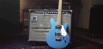 Test: Sterling by Music Man Valentine JV60T, E-Gitarre