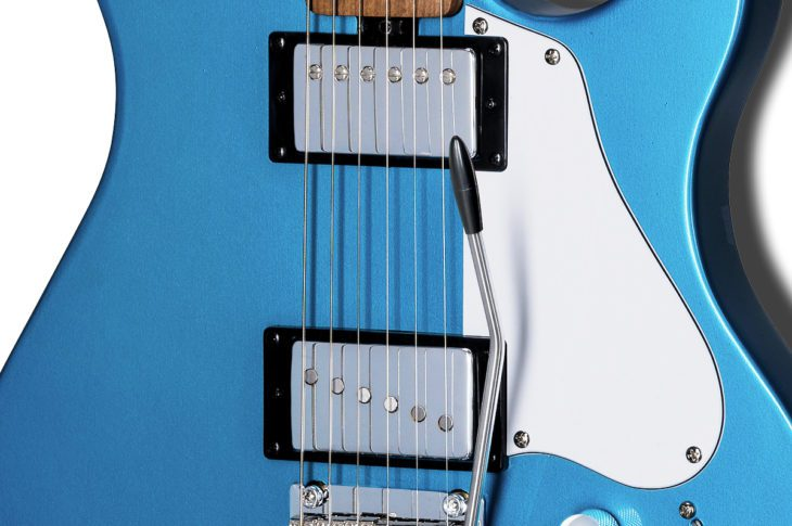Sterling by Music Man JV60T TLB Pickups