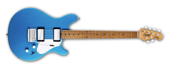 Sterling by Music Man Valentine JV60T front