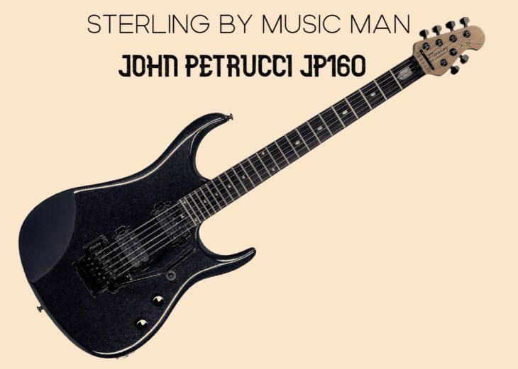 John Petrucci JP160