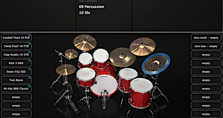 Steven Slate Drums 5 - TITEL