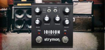 Test: Strymon Iridium, Amp-/Verzerrer-Pedal