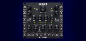 Test: Strymon Magneto, Digital Tape Delay für Eurorack