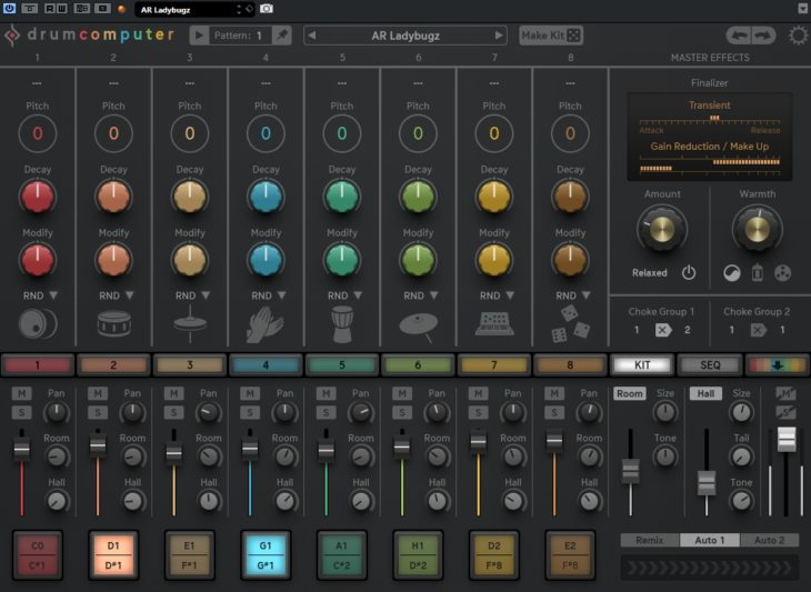 Sugar Bytes - DrumComputer - Kit