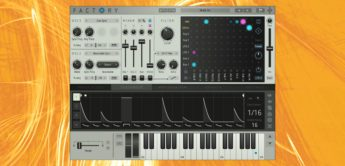 Test: Sugar Bytes Factory, Softsynth für iOS