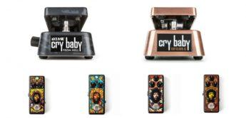 Dunlop präsentiert neue Hendrix Wah-Wah Pedal