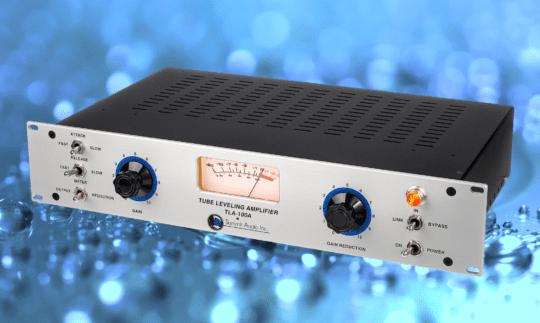 Test: Summit Audio TLA-100A, Kompressor