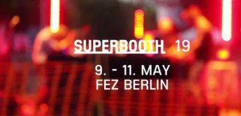 Die erste Programmübersicht zur Superbooth 19
