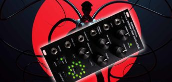 Test: Supercritical Synthesizers Demon Core Oscillator, Eurorack