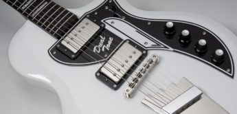 NAMM News 2019: Supro David Bowie 1961 Dual Tone